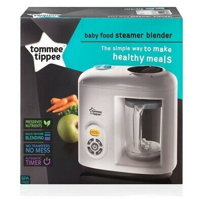 Tomee Tippee Food Steamer And Blender