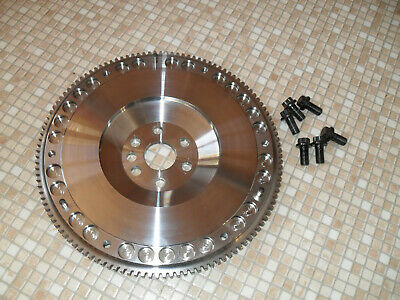 New TTV lightweight steel flywheel for Caterham Rover K-series plus ARP bolts