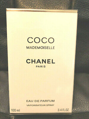 Chanel Coco Mademoiselle Eau De Parfum 3.4oz / 100ml Brand New Sealed In Box