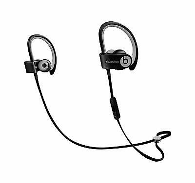 Beats by Dr. Dre Powerbeats2 Black Wired In Ear Headphones MKPP2PA/A