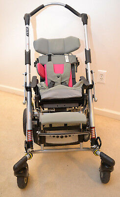 Otto Bock Kimba Spring w/ MPS Special Needs Stroller Size 1 Base FREE SHIPPING!