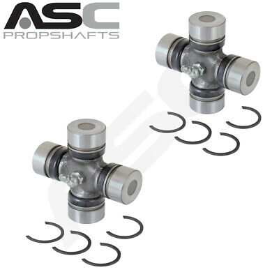 Set Of Two Universal Joints Fits Mitsubishi Pajero and L200 1986-2000 30x54.8mm