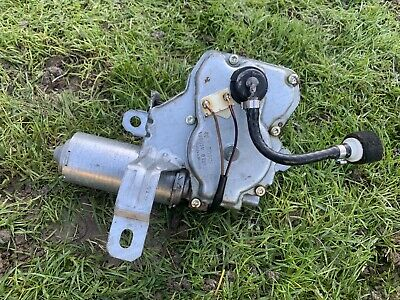 Bmw E30 Touring Rear Wiper Motor