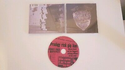 The Prodigy - Their Law (Singles 1990-2005, 2005) Free Fast UK Postage