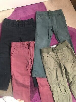 Boys Mixed Bundle Jeans Trousers Age 2-3