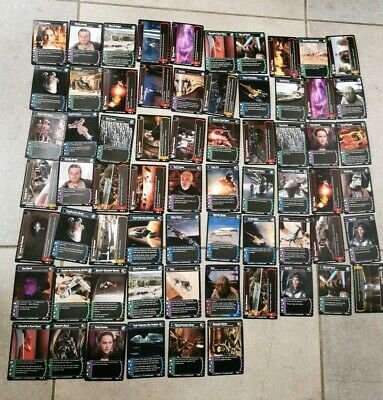 Vintage Star Wars Trading Cards (67 in total) Free P&P