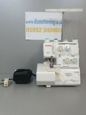 Janome My Lock 204D Overlock Machine (From A Dealer)