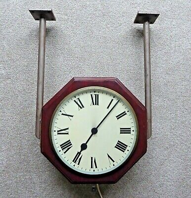 Gpo. Large Clock. Double Sided. Main Post Office. Original. Royal Mail.
