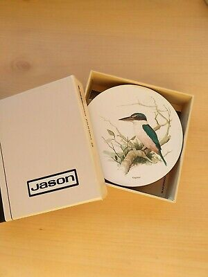 Vintage Jason Coasters. Birds Of New Zealand