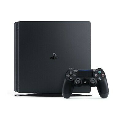 Sony PlayStation 4 Slim 1TB Black Console