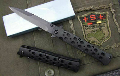 Cold-Steel Tactical Knife Folding Blade Hunting Fishing Camping Tool Gift NEW