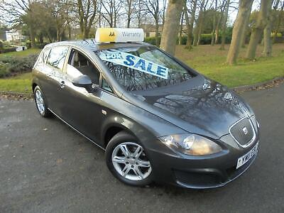 Seat Leon 1.6TDI CR ( 105ps ) 2011  Ecomotive S, 1 OWNER FSH!
