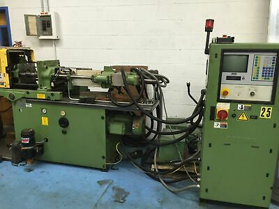 Lot Of Arburg Allrounder 221 350 Ton Clamp Force Injection Molding Machines