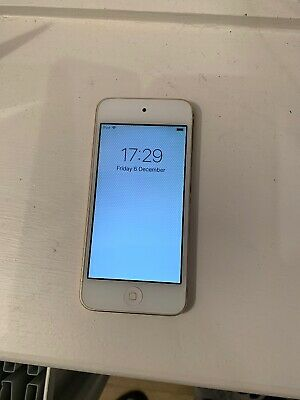 Apple iPod touch 6th Generation Gold (32GB) Great Condition. Original Box
