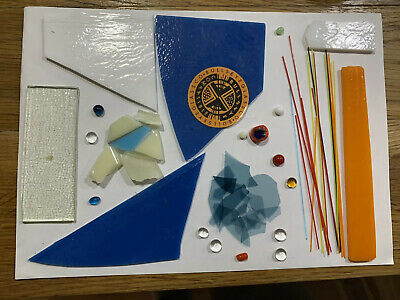 Bullseye Offcuts, Stringers, Cane And Blobs  - CoE 90 Fused Glass Supplies