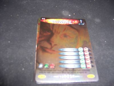 Rare.doctor Who Battles In Time Invader Trading Card - 512 Brannigan