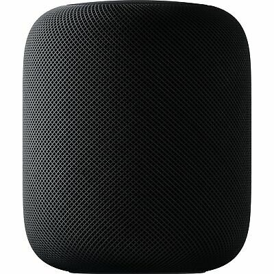 Apple HomePod Wireless Smart Speaker with Siri Space Gray MQHW2LL/A