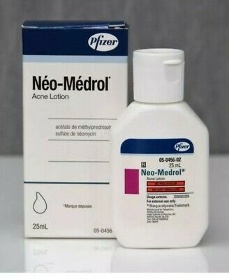 Neo-Medrol Acne Lotion new