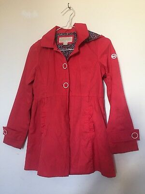 Girls Michael Kors Coat / Jacket Pink Size Age 10 - 12