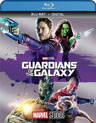 GUARDIANS OF THE GALAXY Blu-ray Only Disc Please Read