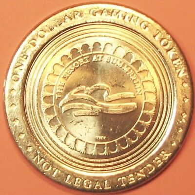 $1 Casino token. Resort at Summerlin, Las Vegas, NV. H94.