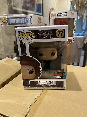 Missandei Game Of Thrones Funko Pop Vinyl Exclusive Fall