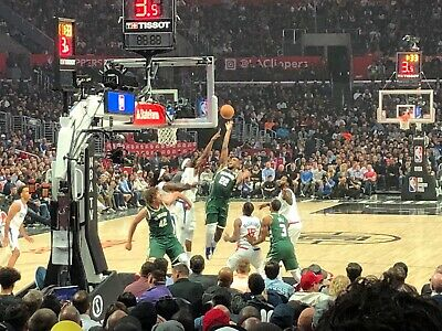 Utah Jazz VS Los Angeles Clippers 2 tickets Sec 106 Row 6 Big Game 12/28