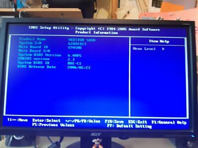 Acer 8I945AE Motherboard with P4 3.0G, 4G RAM and GT210 video card