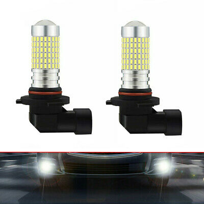 For BMW 5 Series E60 HB4xs 55w Clear Halogen Xenon Front Fog Light Bulbs Pair
