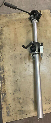 Bogen Manfrotto 3126 Head With 3046 Base