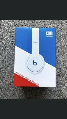 BN Beats by Dr. Dre Solo3 Club Collection On Ear Wireless Headphones Club White