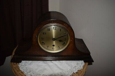 Vintage Westminster  & Whittington  Chimes  Mantle Clock Restoration