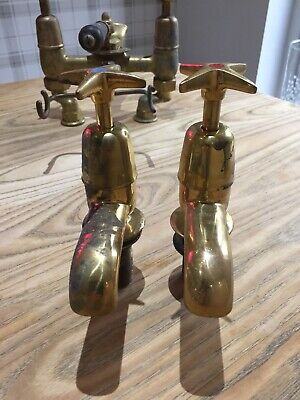 Vintage Brass Antique Taps