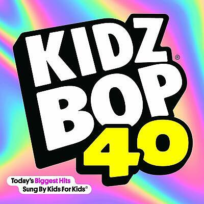 Kidz Bop Kids - Kidz Bop 40 - Cd - New