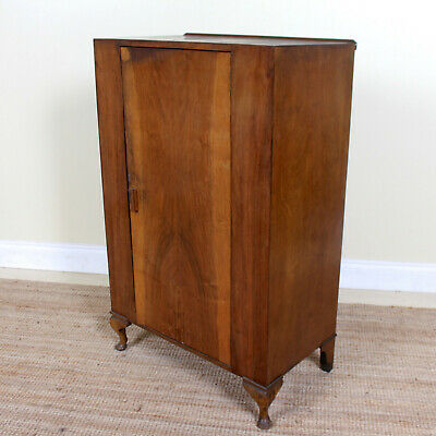 Vintage Art Deco Wardrobe Gents Childs Armoire
