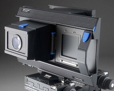 PHASE ONE FLEX ADAPTER - SINAR 4x5 TO HASSELBLAD 'V' FITTING DIGITAL BACK