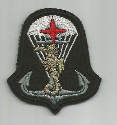 PARACHUTIST - UKRAINE - NAVY DIVER - 1 patch.