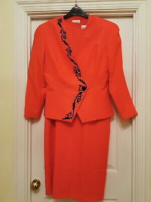 Condici Smart Wedding Outfit, Size 14