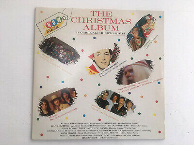 Now That's What I Call Music - The Christmas Album Vinyl LP; VG