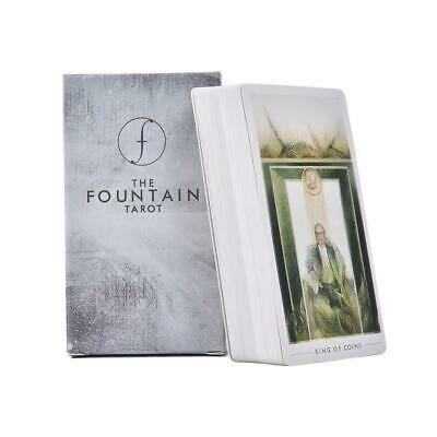 The Fountain Tarot Cards Deck Board Game