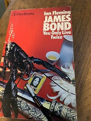 You Only Live Twice Image Postcard 10cm x 15cm Official Licensed Me James Bond