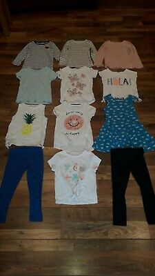 Bundle of girls clothes Ages 5, 6 and 7 - Next, Nutmeg and F&F
