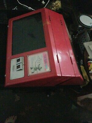 Nintendo Red Tent Arcade As-is untested