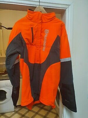 Husqvarna Technical Arbor Chainsaw Protective Jacket XL 58/60