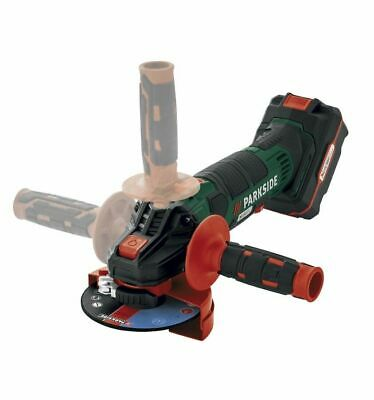 Parkside Cordless Angle Grinder 20V With Li-ion Battery & Charger PWSA 20-Li B3+