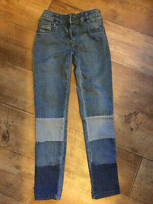 Girls Trousers Jeans Denim Age 9 Next