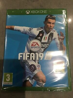Fifa 19 Xbox One - Brand New/Sealed