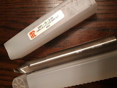 Itc solid carbide  16mm slot drill