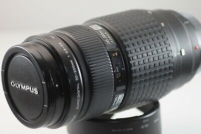 OLYMPUS ZUIKO DIGITAL ED 50-200mm F2.8-3.5 AF Zoom Lens for Four Thirds