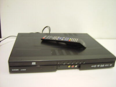 Logik Dvd Recorder with 80GB HDD Model LDVR808